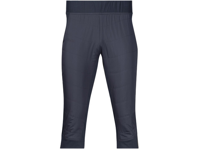Bergans Stranda Hybrid 3/4 Pants Herr dark navy/dark navy mel/dark fogblue